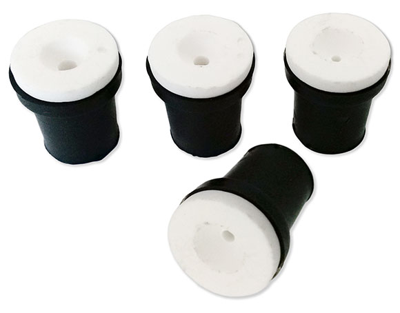 10462 - 4 Pc Ceramic Nozzles to suit 15020 & 15005
