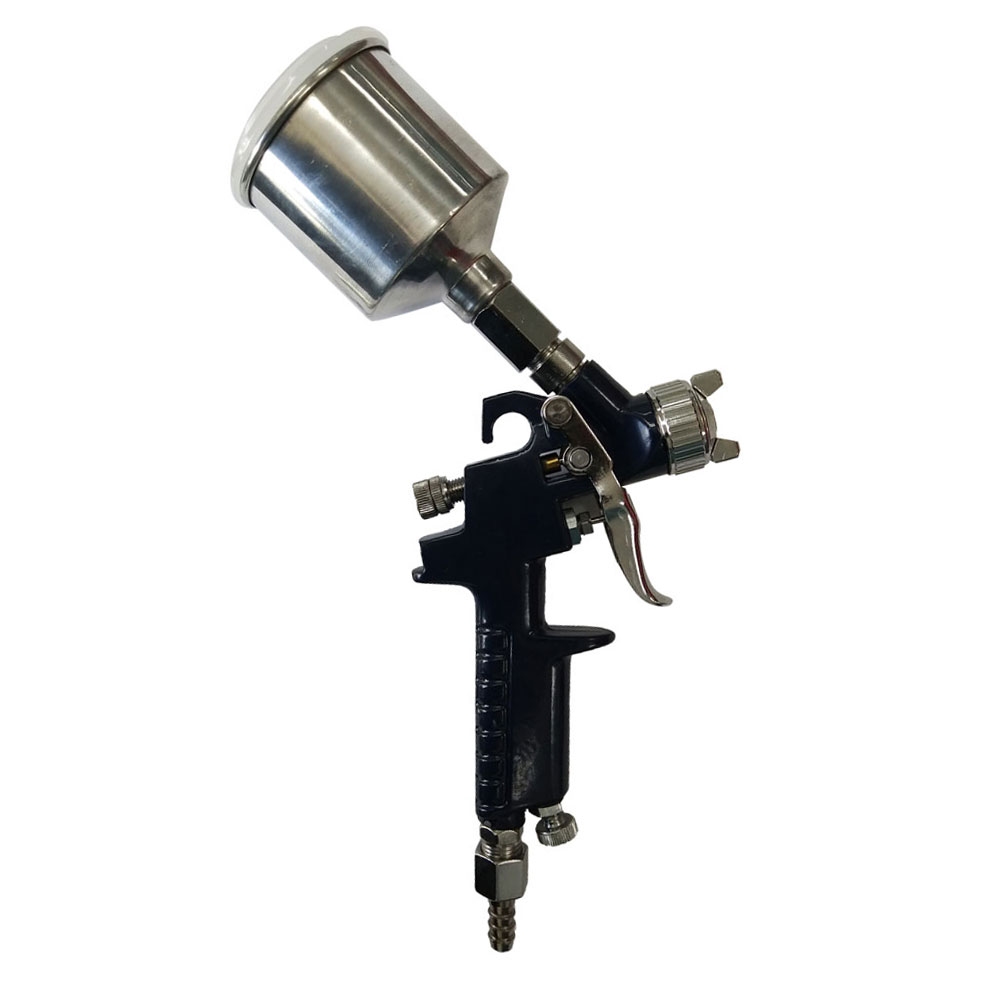 13110 -Grip 125ml Gravity Feed Air Touch Up Gun With 0.8 Nozzle