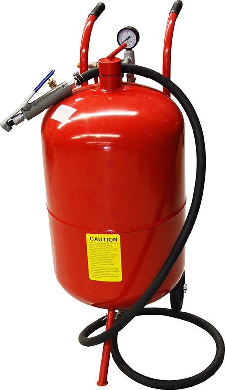 15020 - 20(76Lt) Gallon Portable Sandblaster Kit