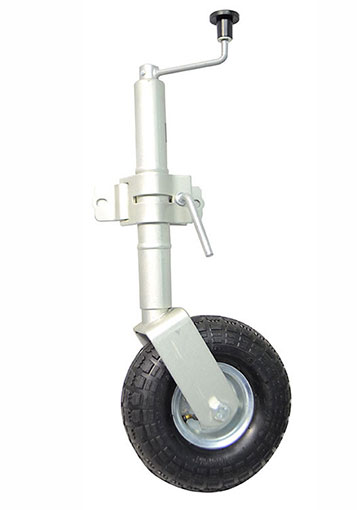 16200 - Grip 227kg Clamp Style Jockey Wheel