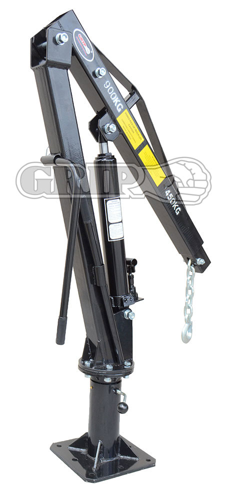 18084 - Grip 900kg Swivel Base Lifting Crane