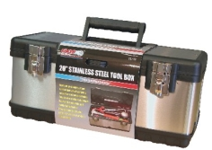 29270 - Stainless Steel Toolbox