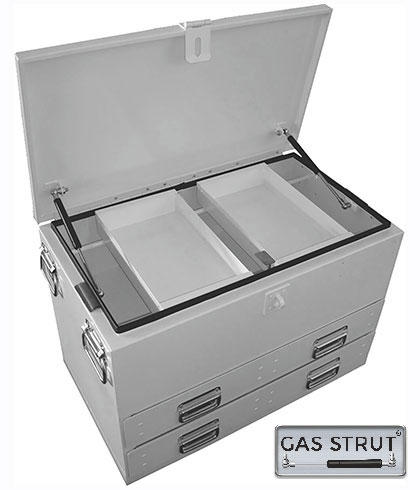 29280 - Steel Ute Toolbox 702 x 404 x 480mm