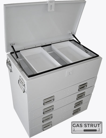 29282 - Steel Ute Toolbox(Large)