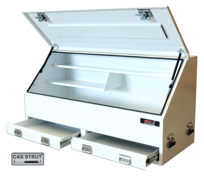 29287 - Upright Steel Toolbox (X Large)