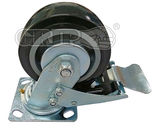 29294C - GREY SERIES HEAVY DUTY CASTOR(SWIVEL WITH BRAKE)