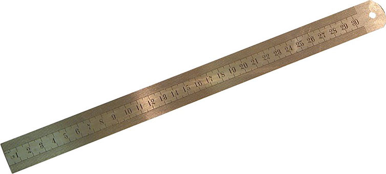 29475 - 300mm Stainless Steel Rule
