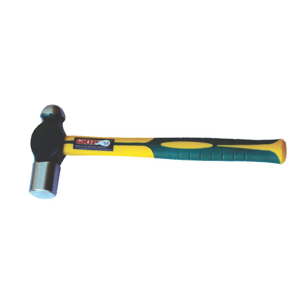 41555 - Ball Pein Hammer Fibreglass Handle 1/2lb