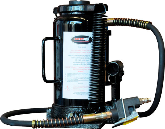 44300 - 20000kg Air Hydraulic Bottle Jack