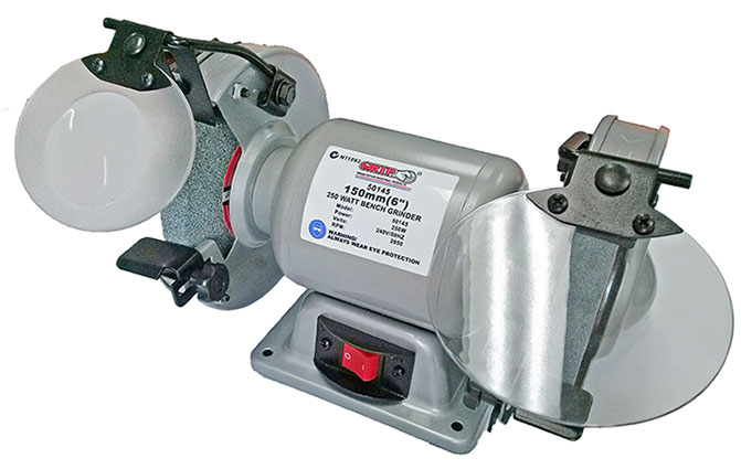 "50145 - 150MM(6"") 250 Watt Bench Grinder"