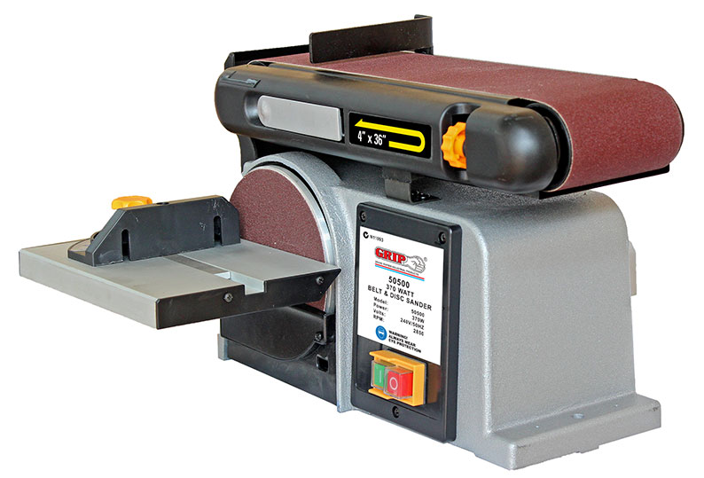 50500 - Belt and Disc Sander