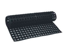 54124 - Heavy Duty Rubber Anti Fatigue Safety Mat 610 x 915mm