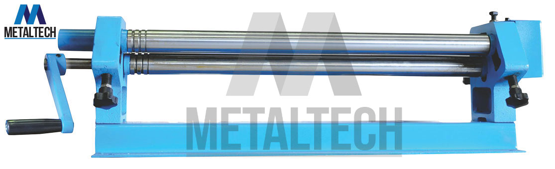 MTSP610 - 610mm Manual Sheet Metal Slip Roll