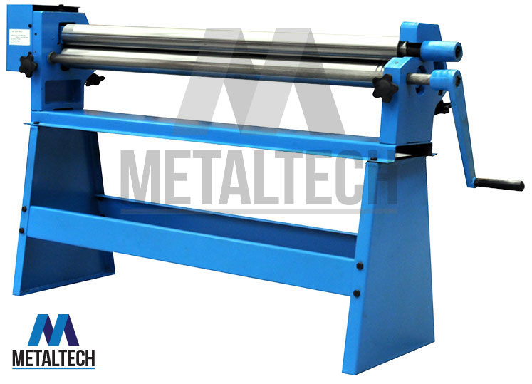 MTSP1270 - 1270mm Manual Sheet Metal Slip Roll