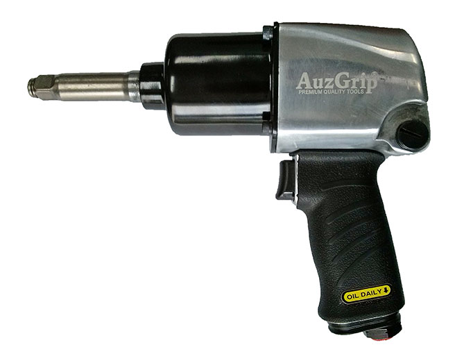 "A14026 - 1/2"" Sq. Dr. Impact wrench 679Nm with 2""Extended Anvil"