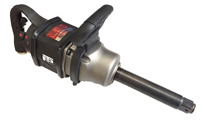 "A14051 - 1"" Sq. Dr. Composite Body Body Air Impact Wrench 2711Nm"