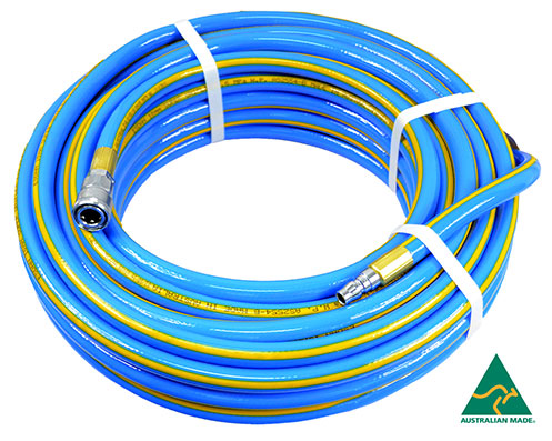 A15023 - Super Uniflex 10mm Airhose Fitted 30M