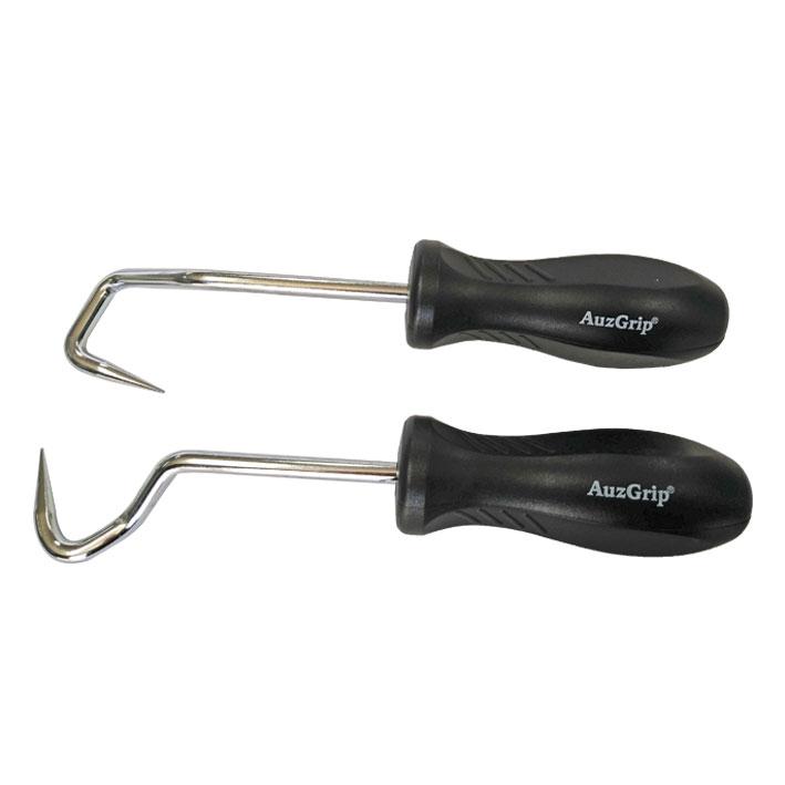 2 Piece Cotter (Split) Pin/Hose Remover Hook Set