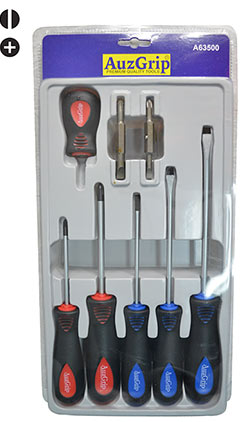 A63500 - 6 Pc Screwdriver Set