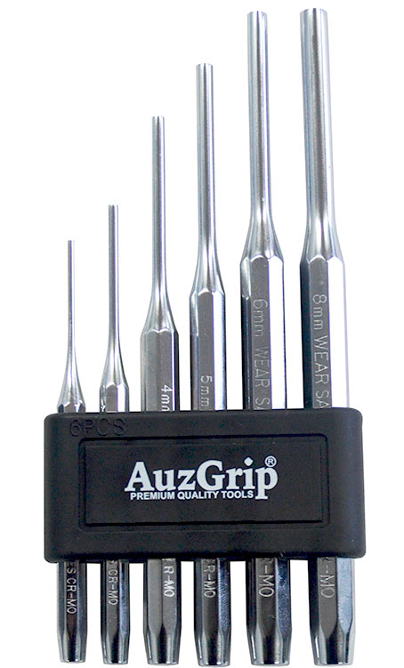 A71420 - 6 Pc Pin Punch Set