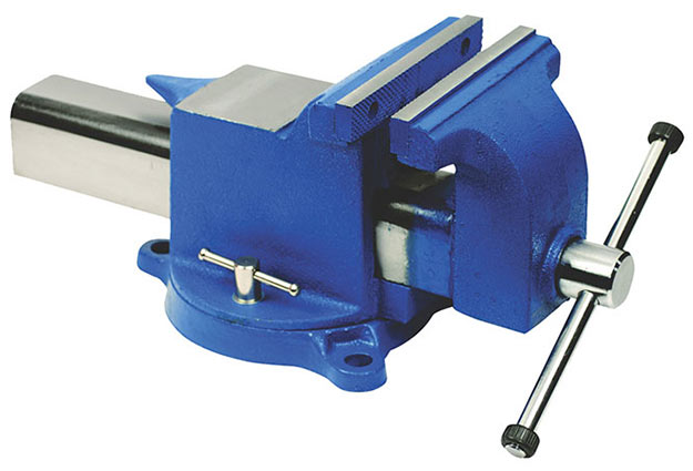 A83040 - SWIVEL BASE STEEL BENCH VICE 150mm