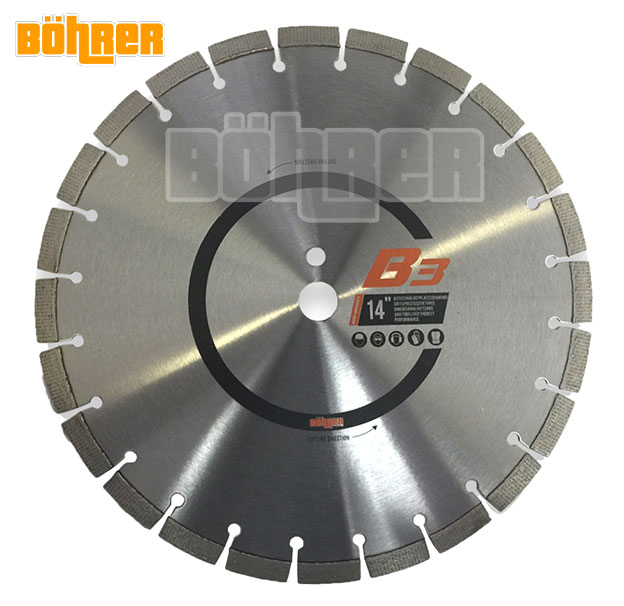 BOH-350254 Segmented General Purpose 350mm