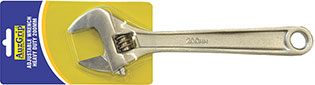 A58103 - Adjustable Wrench Heavy Duty 200mm