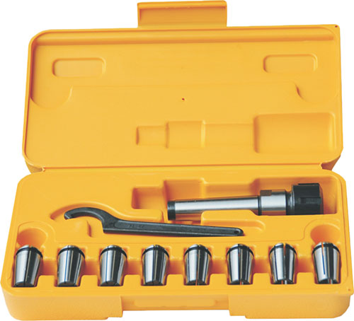 GMCS8/3MT - 8PC COLLET CHUCK SET