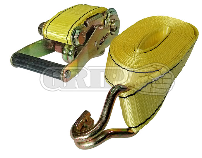 GTD0544 - Ratchet Tie Down Heavy Duty 4.9M