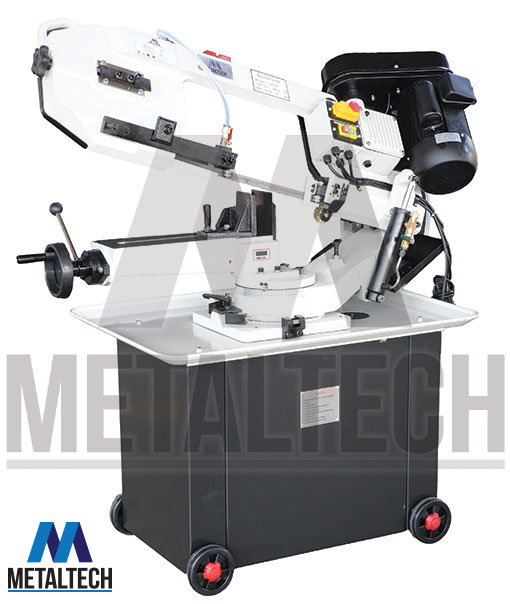 MTBS8S - Industrial Duty Swivel Head Metal Cutting Band Saw