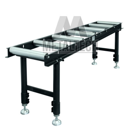 MTRST607- Heavy Duty Roller Conveyor Table