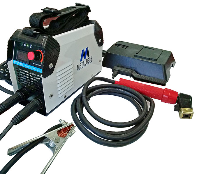 MTVO180 - Metaltech180 Digital Inverter Welder