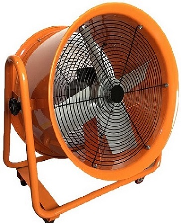 "PVF500   20""/500mm Adjustable and Moveable Ventilation Blower"
