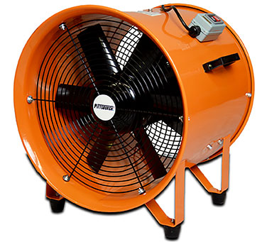PVF300 - Portable Ventilation Blower Fan