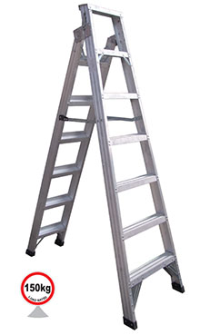 ST11156 - 2.0-3.8m Aluminium Dual Purpose Ladder