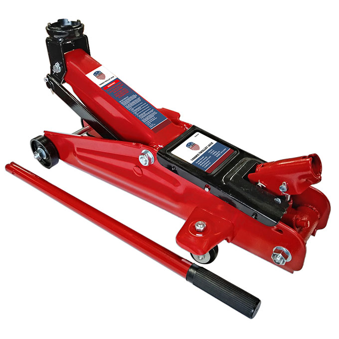T820033X-1400kg Pittsburgh Hydraulic Trolley Jack