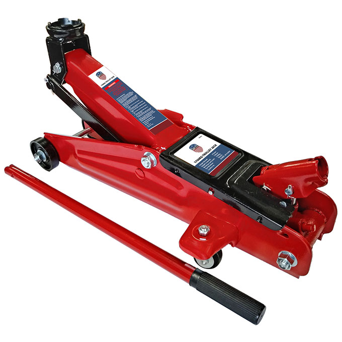 T82253-1700kg Pittsburgh Hydraulic Trolley Jack