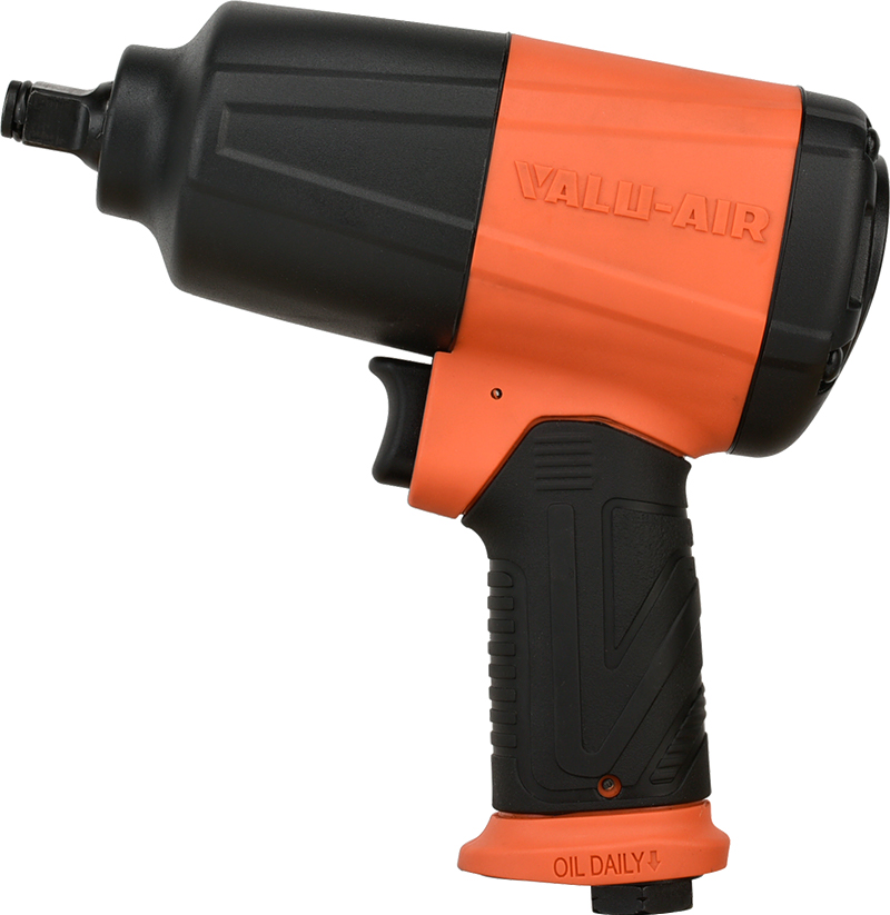 V702 - Valu-Air 1/2'' Sq. Dr. 610Nm Air Impact Wrench
