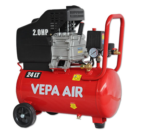 VADD15-24 2.0HP 24 Litre  Direct Drive Air Compressor