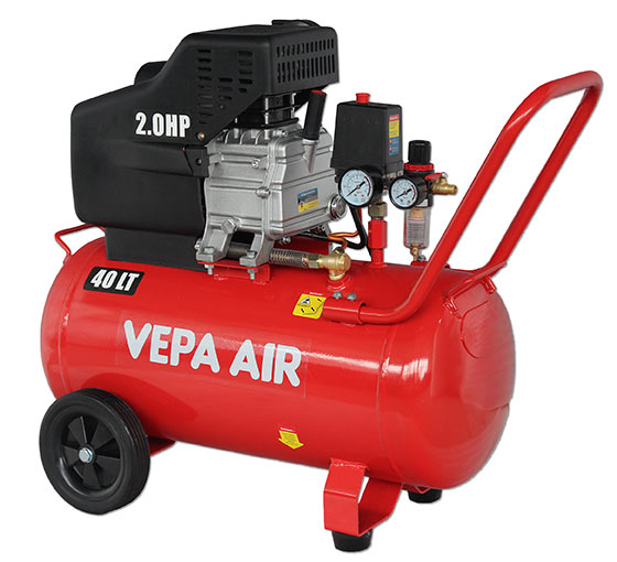 VADD20-40 2.0HP 40 Litre Direct Drive Air Compressor