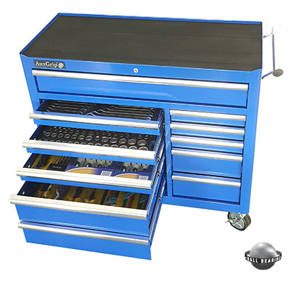 A76045 - 236Pc Metric/SAE Tool Kit Blue