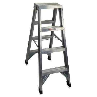 ST11203 - 1.2m Aluminium Double Sided Ladder