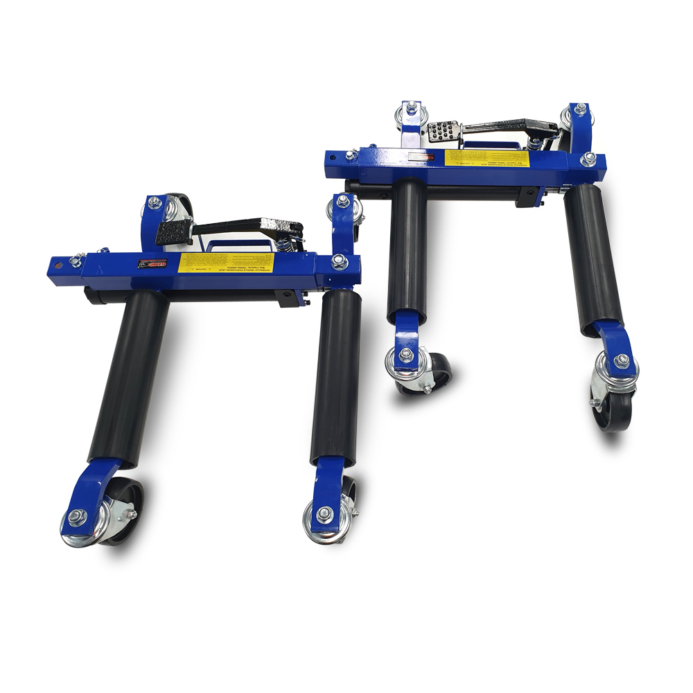 19011 - Grip Hydraulic 2 X 300mm Vehicle Positioning Jack 680kg Capacity