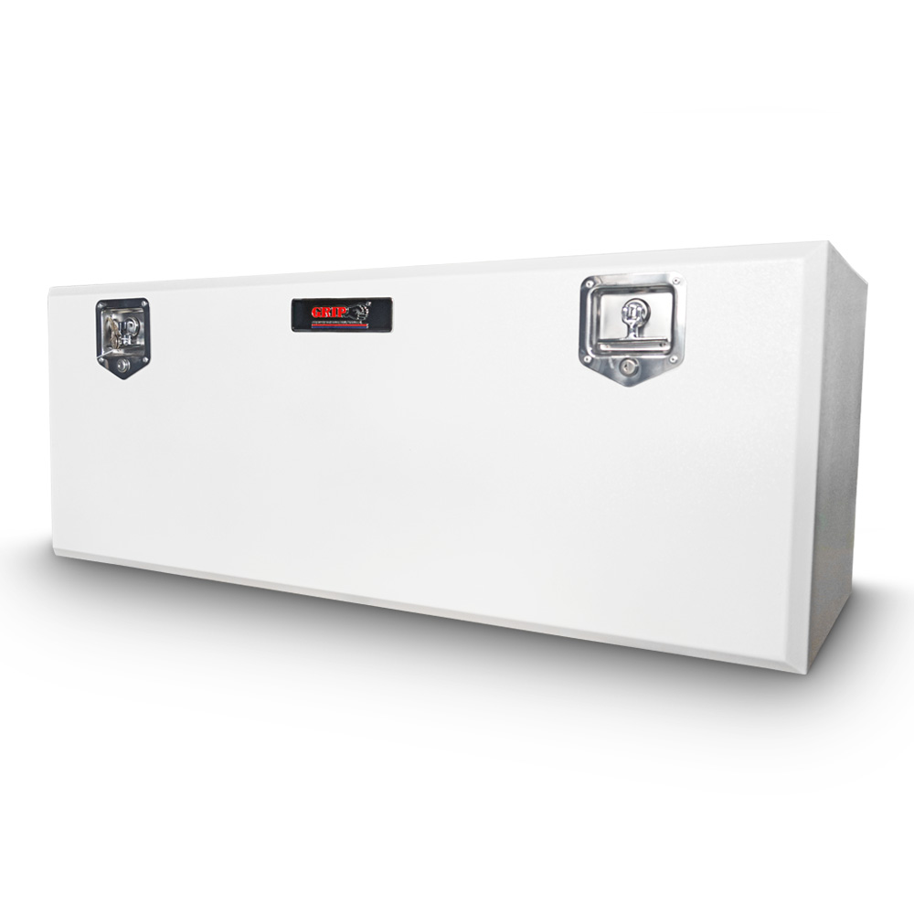 29248 - Under Tray Steel Tool Box 1200 x 450 x 450mm White