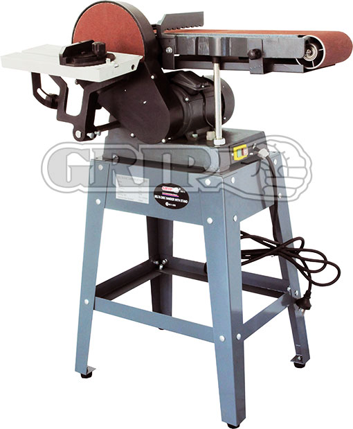 50515 -  BELT & DISC SANDER WITH STAND