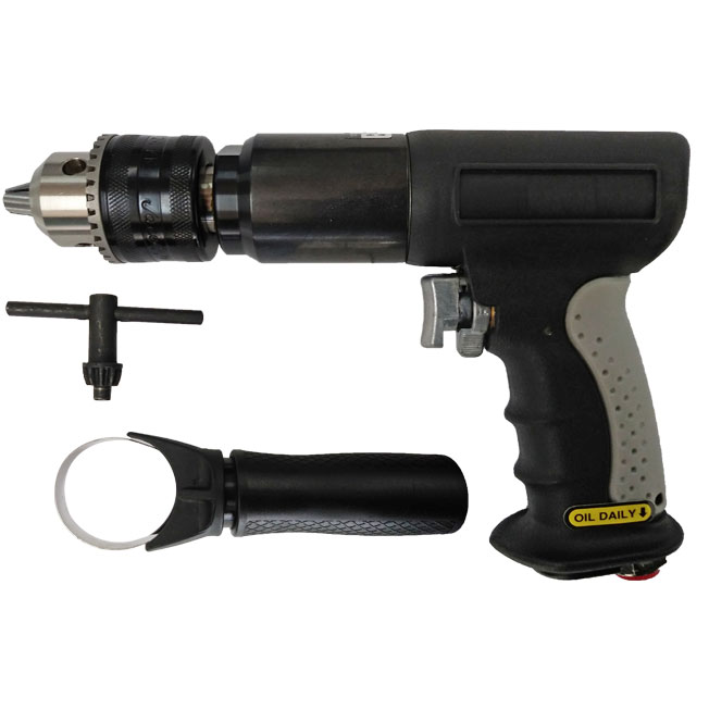 "A14001 - 1/2"" Composite Body Reversible Air Drill"