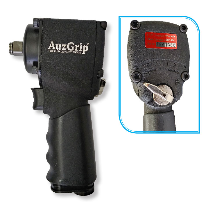 "A14021 - 1/2"" SQ DRIVE COMPACT MINI IMPACT WRENCH"