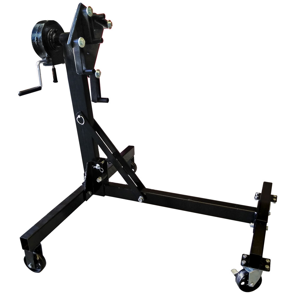 17603 - 450KG ADVANCED WORKSHOP ENGINE STAND