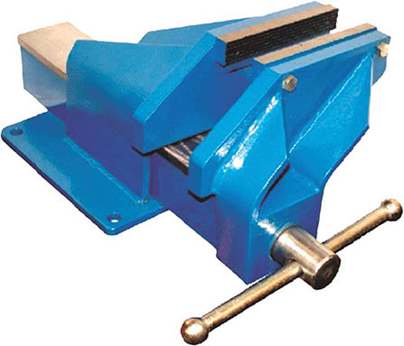 A83050 - Offset Steel Fabricated Vice 100mm