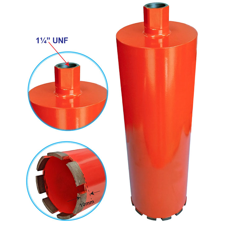 BOH-127450 - Diamond Core Drill Bit 127mm